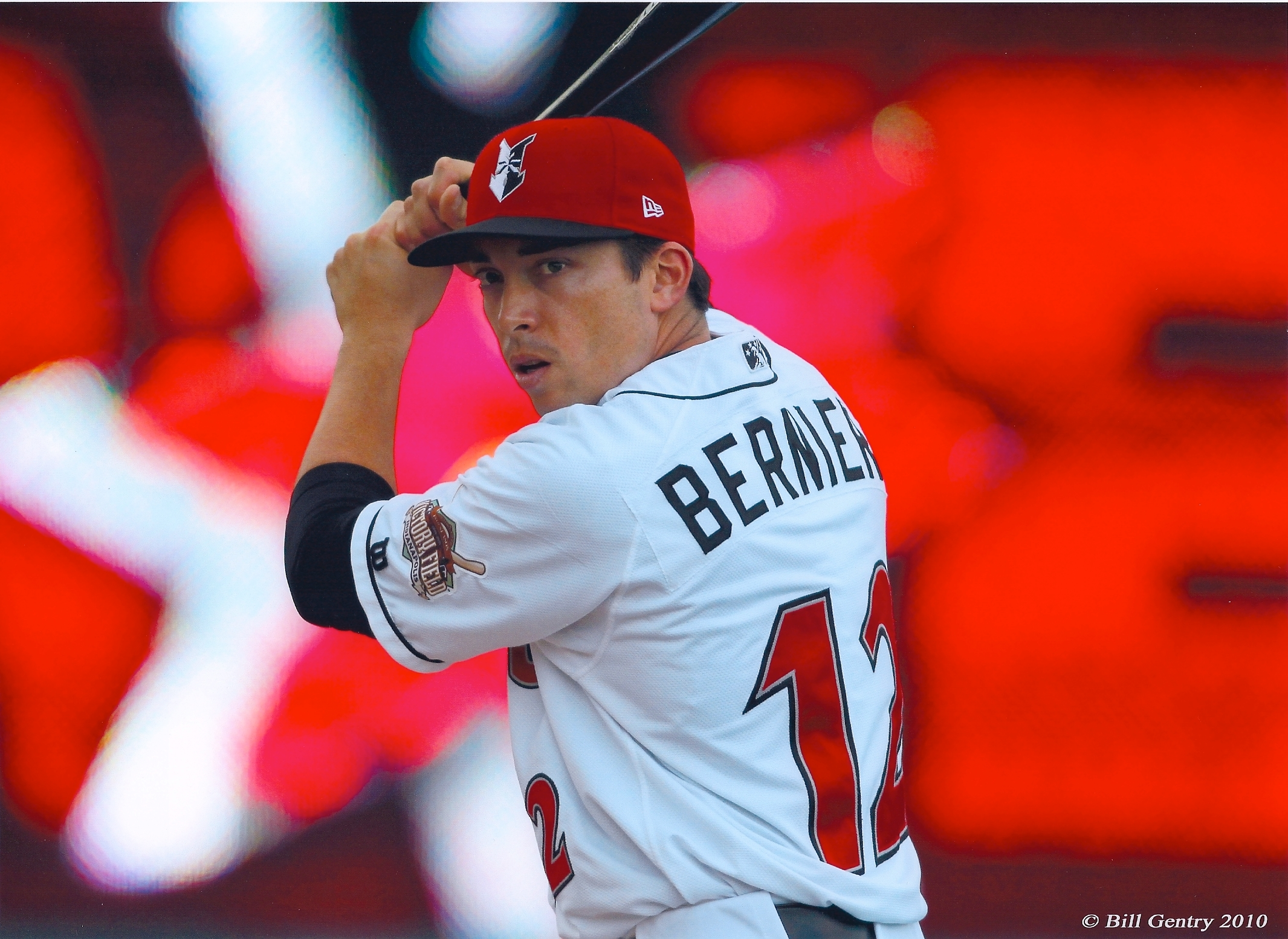 Doug Bernier discusses how to get drafted for baseball players